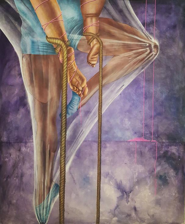 Acrylic on Canvas 006