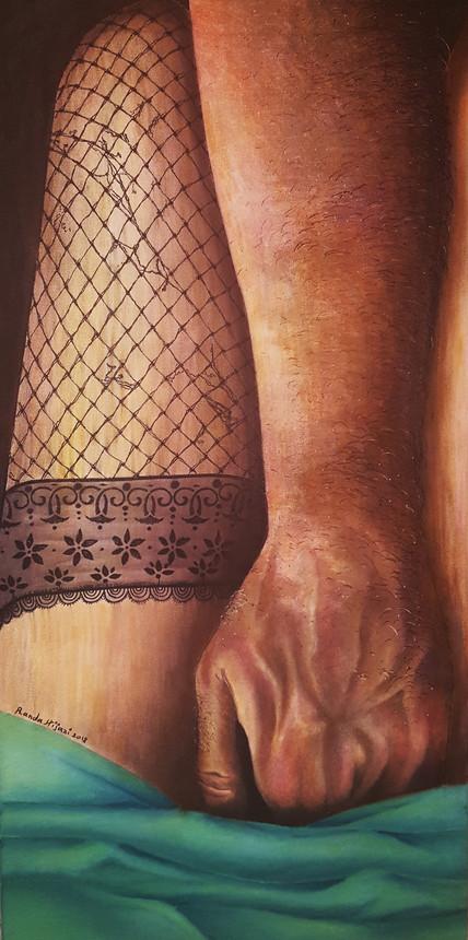 Acrylic on Canvas 009