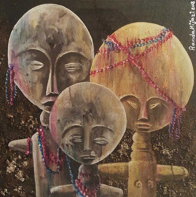 Acrylic on Canvas 0028