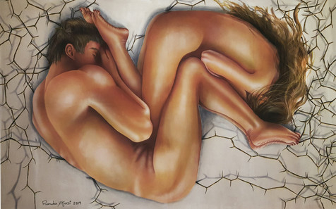 Acrylic on Canvas 003
