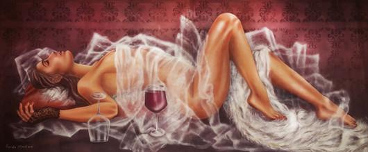 Acrylic on Canvas 001