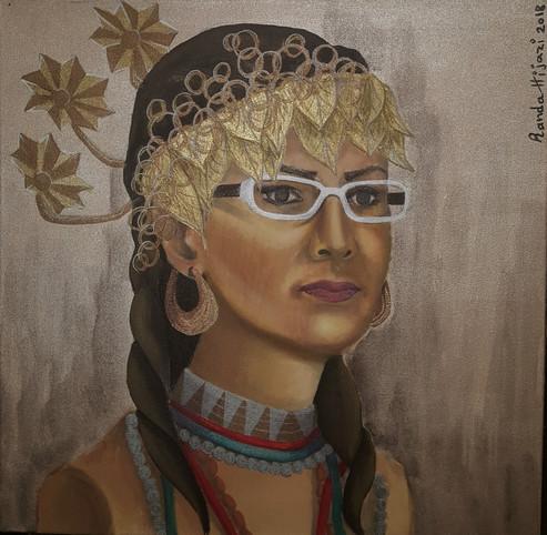 Acrylic on Canvas 0036