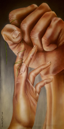 Acrylic on Canvas 0010