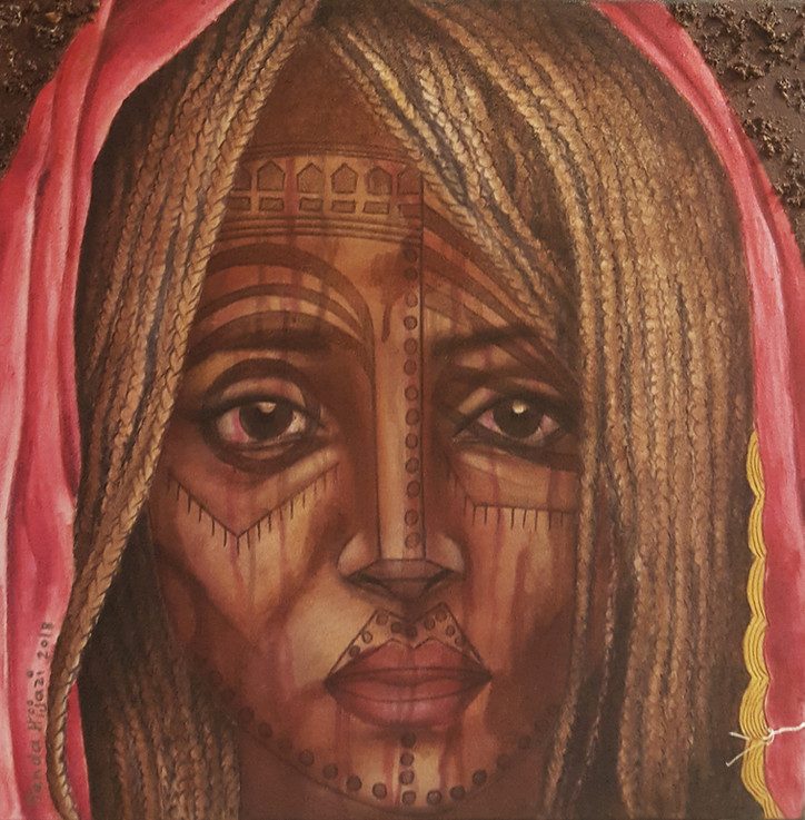 Acrylic on Canvas0027