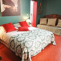 chambre Andrea La Maison Hilarion