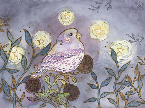8x10 PRINT - The Sparrow