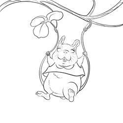 Hamster Swing