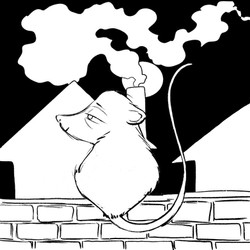 Rooftop mouse