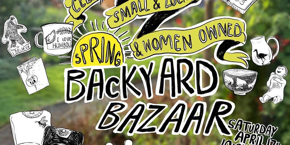 Backyard Bazaar