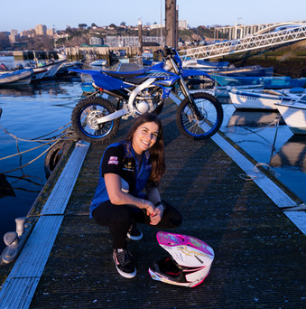 Rita Vieira renova com Yamaha para 2021!