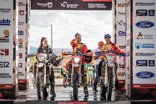 Rita Vieira é segunda no Mundial de Bajas em Aragon!