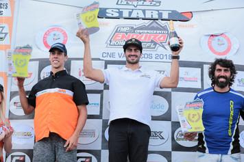 Diogo Vieira é o novo Campeão Nacional Enduro da Elite1!