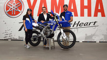Raposeira Bubbles Racing Team de Yamaha