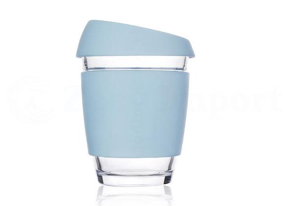 כוס דופן כפולה עם מכסה