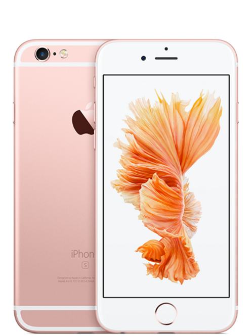 APPLE IPHONE 6S 128GB SIM FREE UNLOKED