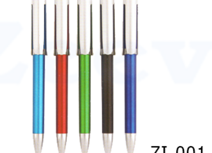 ZI-001 עט כדורי מתאים להדפסה ומיתוג