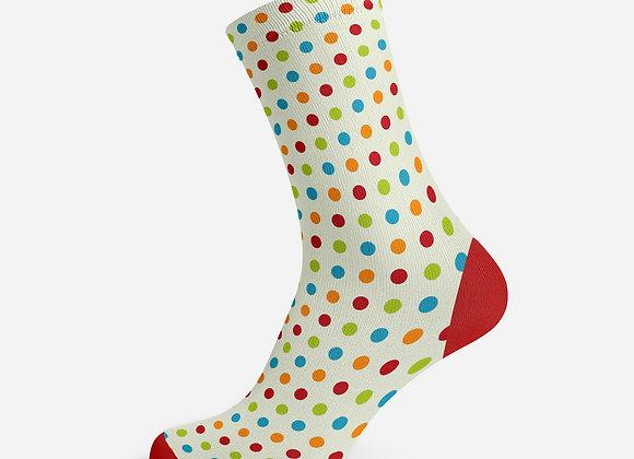 גרביים ממותגות נקודות