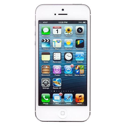 APPLE IPHONE 5 16 GB SIM FREE UNLOKED