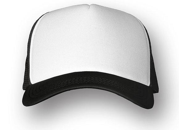 כובע רשת בצבע שחור