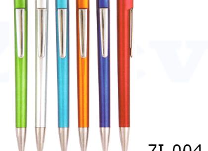 ZI-004 עט כדורי מתאים להדפסה ומיתוג