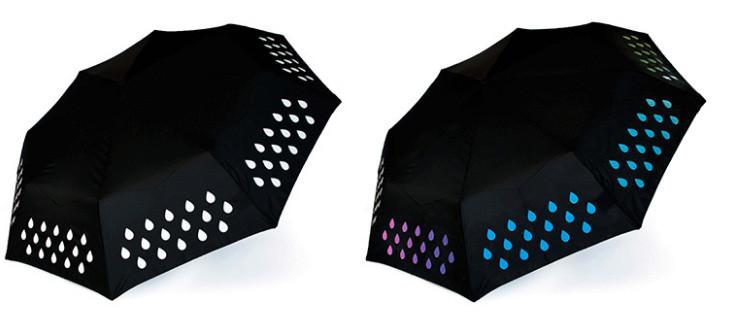 מטריות מחליפות צבעים