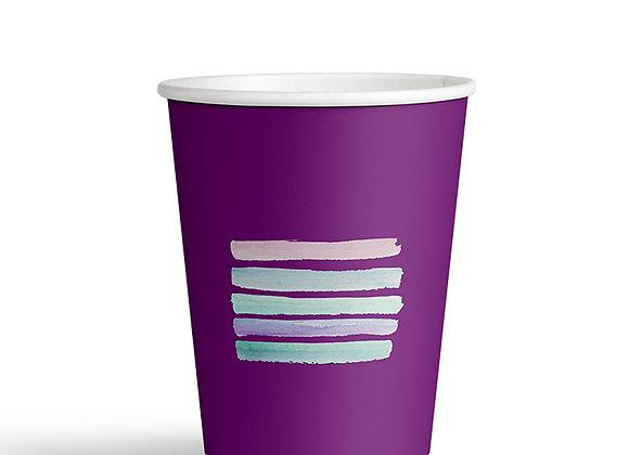 כוסות חד פעמיות במיתוג מלא אול אובר