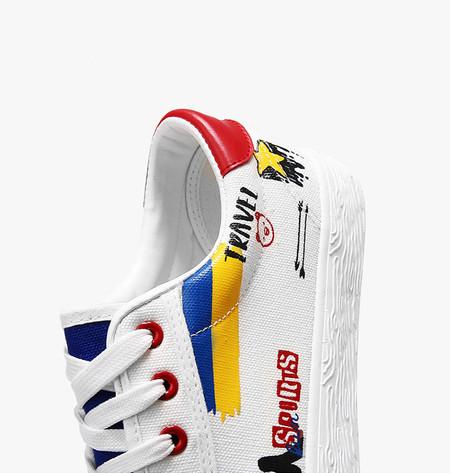 הדפסה על נעליים בהתאמה אישית אול אובר