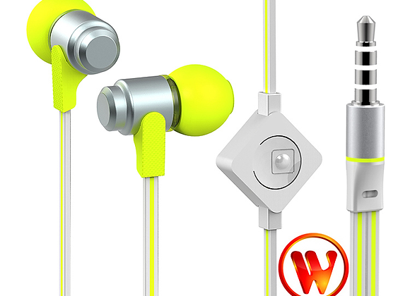 Wallytech WHF-116 אוזניות