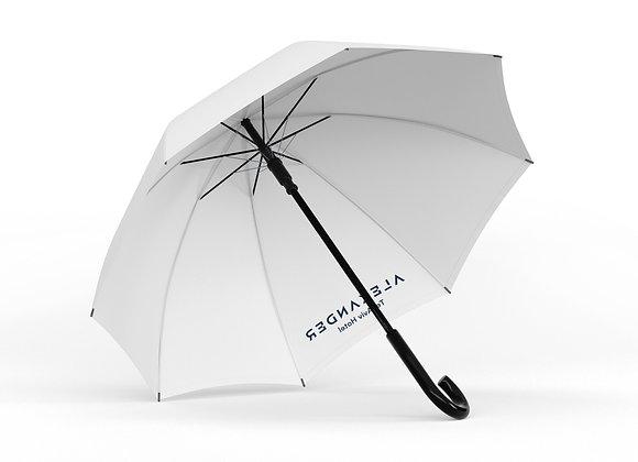 הדפסה על מטריות לבנות
