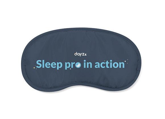 כיסוי עיניים ממותג לשינה
