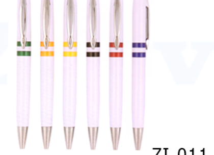 ZI-011 עט כדורי מתאים להדפסה ומיתוג