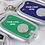 Thumbnail: מחזיק מפתחות עם פנס לד שחור עגול לקידום מכירות