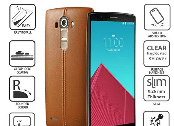 LG G4 מגן זכוכית ל