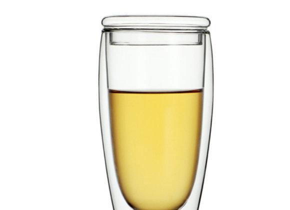 DONNA כוס זכוכית בעלת דופן כפולה