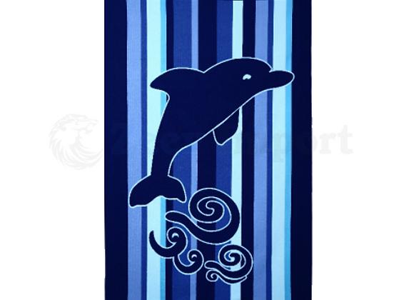 לונג מלבני ענקי | לונג מלבן גדול דגם דולפין