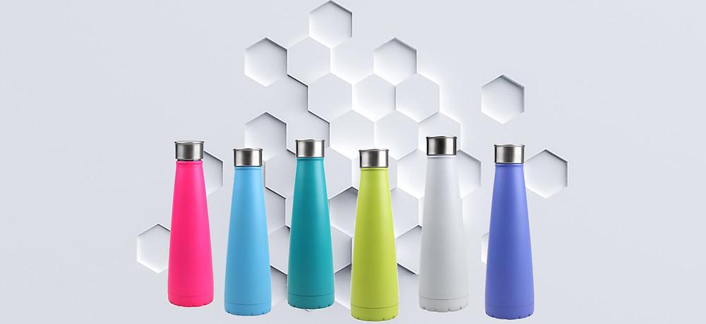 SPARTA בקבוק תרמי מעוצב שומר קור חום מדגם