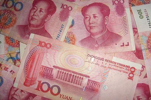יבוא מסין זאב אימפורט מטבע סיני יואן רמב