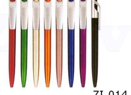 ZI-014 עט כדורי מתאים להדפסה ומיתוג