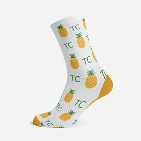 בלוג גרביים ממותגות או הדפסה על גרביים
