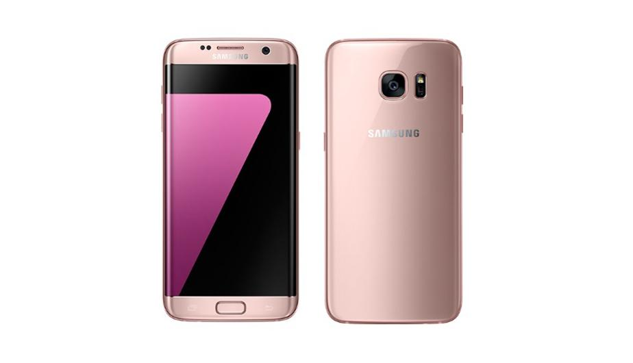 samsung galaxy s7 edge rose gold limited edition