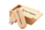 """דיסק און קי מעץ ממותג מוצרי קד""""מ ופרסום זאב אימפורט"""