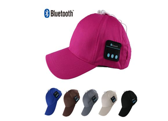 BLUETOOTH כובע מצחייה בלוטוס