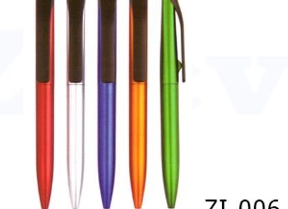ZI-006 עט כדורי מתאים להדפסה ומיתוג