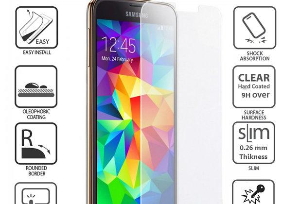 Samsung S5 מגן זכוכית לגלקסי