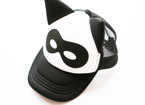 כובע רשת עם אוזניים