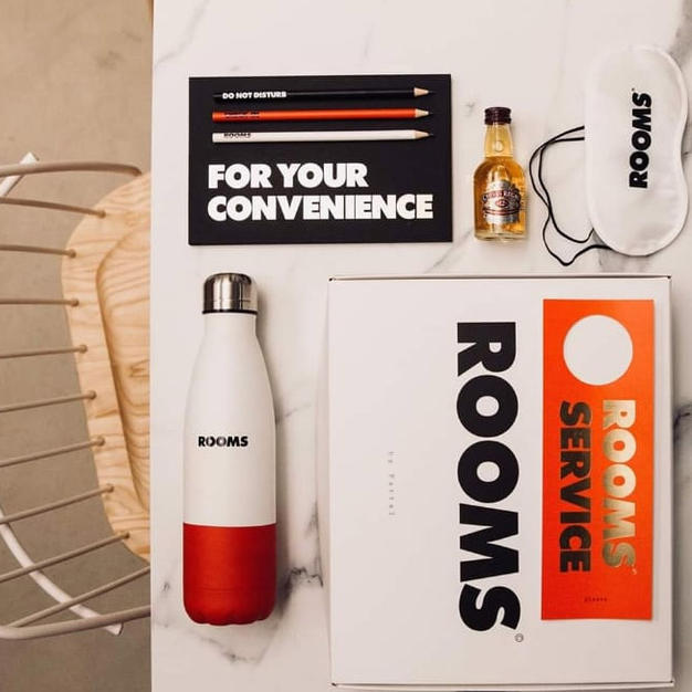 WELCOME KIT ROOMS ערכת