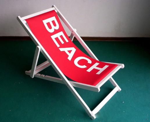 הדפסה על כיסא לחוף הים יבואן כיסאות חוף