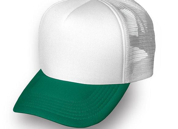 כובע רשת עם הדפסה