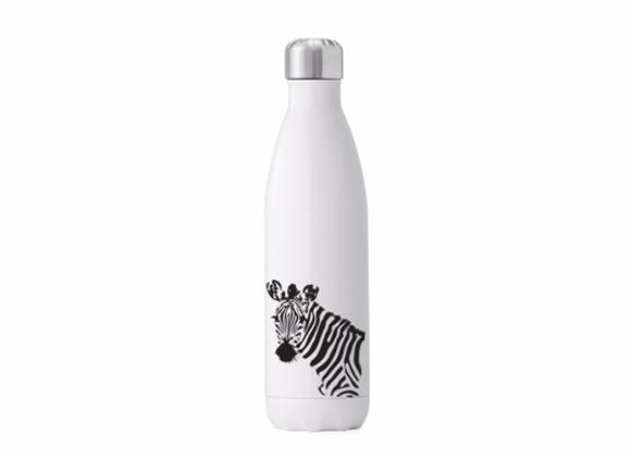 """בקבוק נירוסטה מעוצב בעיצוב אישי 500 מ""""ל"""
