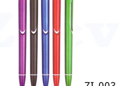 ZI-003 עט כדורי מתאים להדפסה ומיתוג